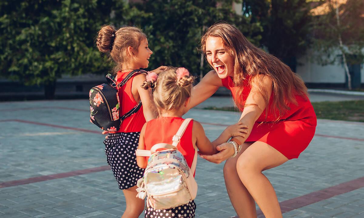 Πέντε τρόποι να δεθείτε με το παιδί μετά το σχολείο