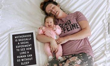 Η μητρότητα μέσα από τις χιουμοριστικές αναρτήσεις μίας μαμάς (εικόνες)
