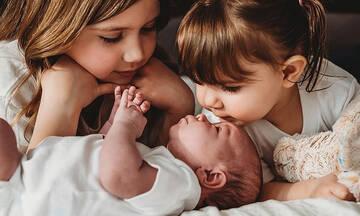 Όταν η οικογένεια μεγαλώνει - Ένα υπέροχο φωτογραφικό άλμπουμ