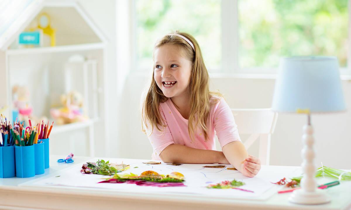 Δημιουργικές δραστηριότητες για να αποφορτιστεί το παιδί μετά το σχολείο