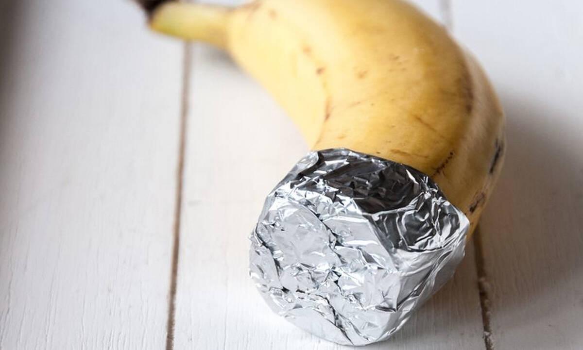 Tips για μαμάδες: Πώς θα διατηρήσετε την κομμένη μπανάνα;
