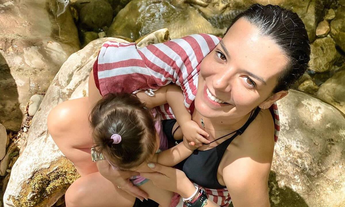 Νικολέττα Ράλλη: Η κόρη της ενθουσιάστηκε με αυτή την παιδική σειρά
