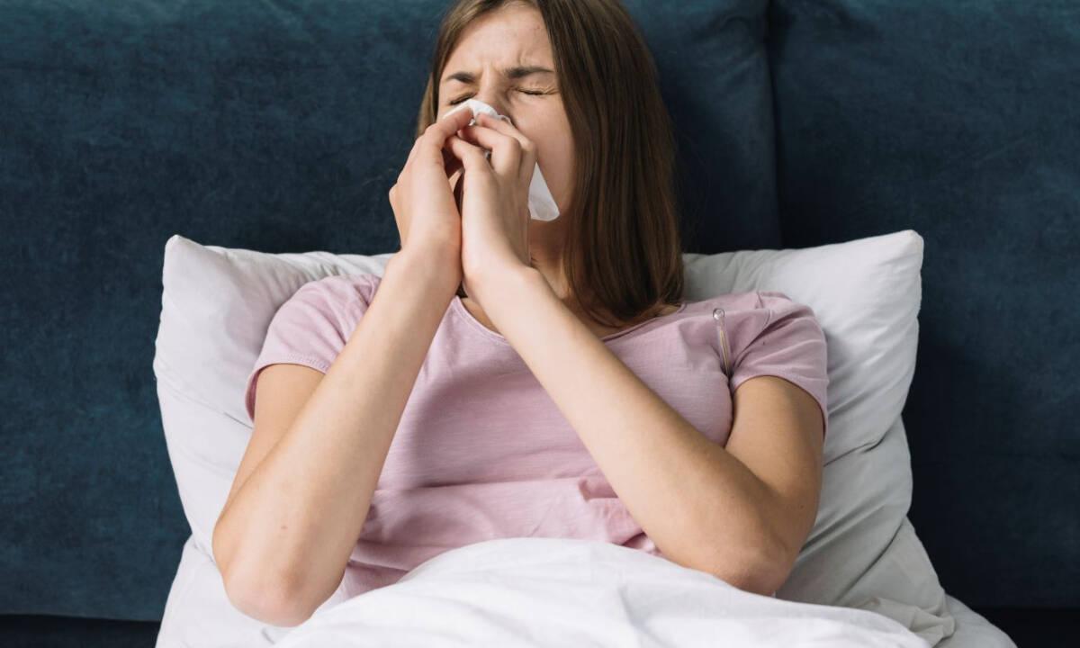 Έχεις παγωμένη μύτη αλλά δεν είναι χειμώνας; Δες τι μπορεί να σημαίνει