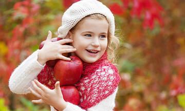 Συμβουλές για να αυξήσουμε την κατανάλωση φρούτων και λαχανικών στα παιδιά