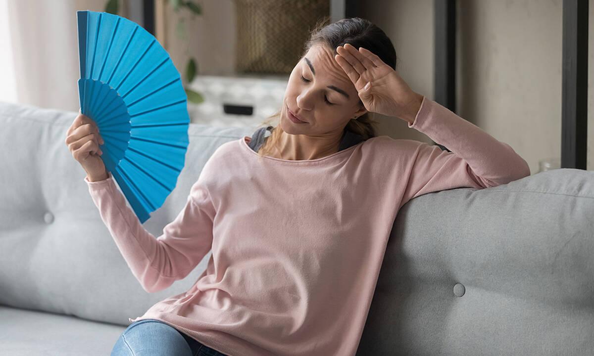 Γιατί κάποιες γυναίκες έχουν εξάψεις στην εμμηνόπαυση;