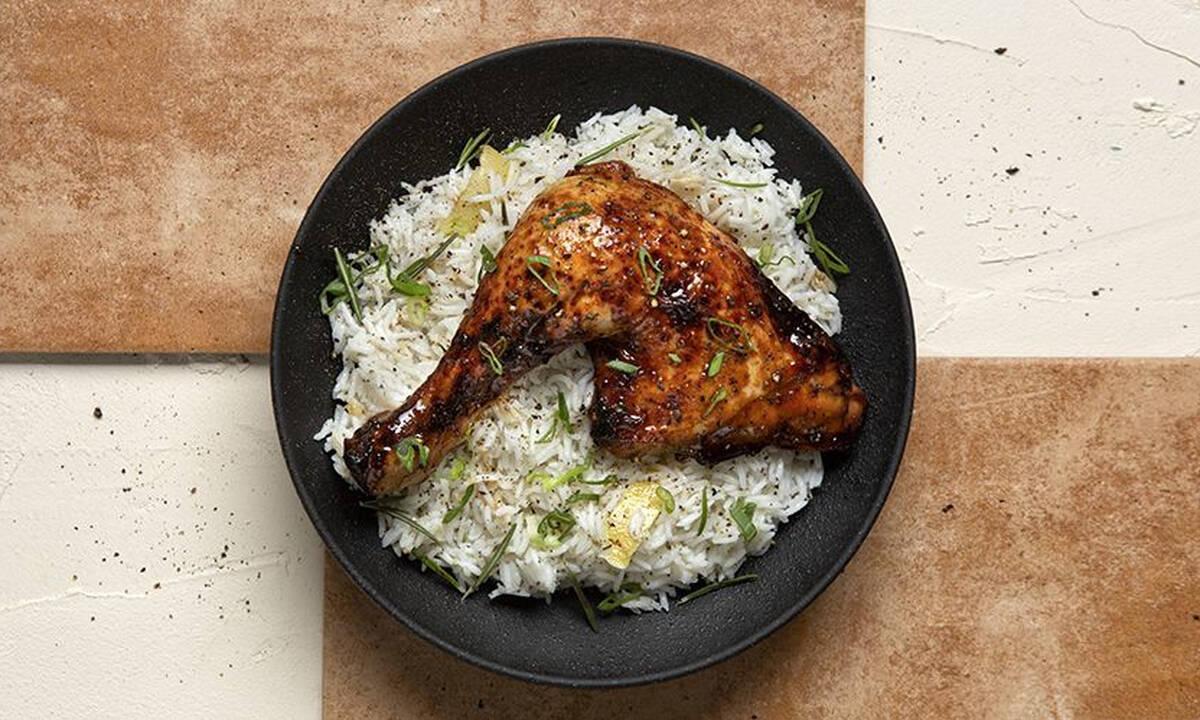 Κοτόπουλο μπούτι με μέλι και σόγια - Αξίζει να το δοκιμάσετε
