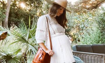 8 fashion items εγκυμοσύνης για να είσαι η πιο stylish έγκυος του φθινοπώρου