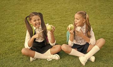 Οι δικαιολογίες των παιδιών όταν δεν τρώνε το κολατσιό στο σχολείο