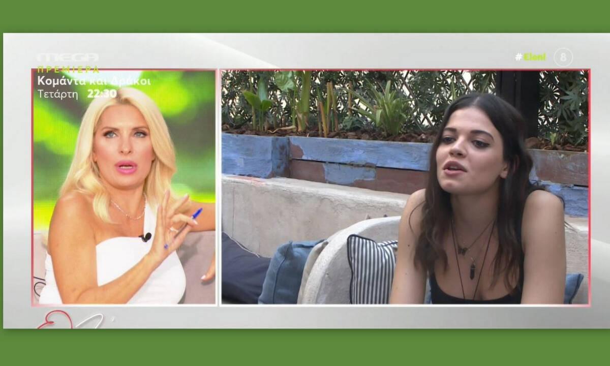 Ελένη: «Τα έχασε» με την Τζένη Καζάκου – Το απίστευτο μπέρδεμά της on air!