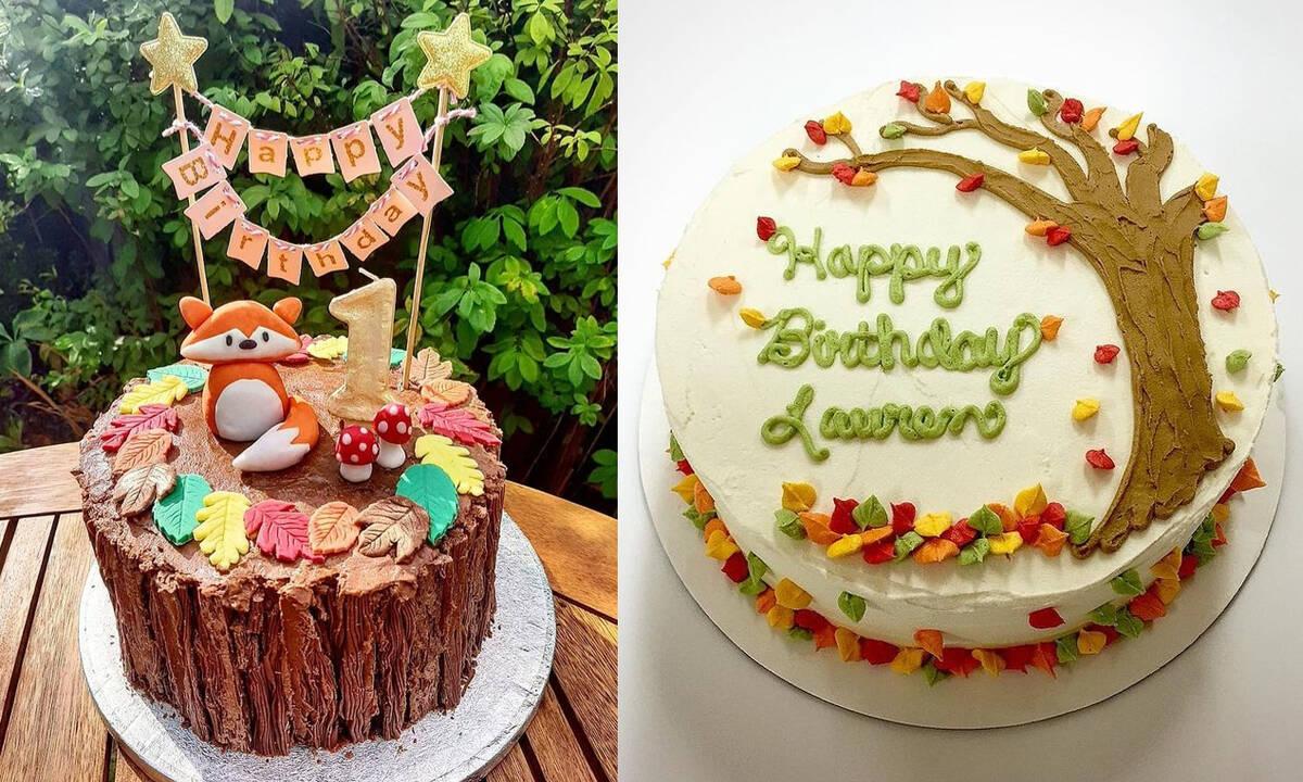 Δέκα τούρτες με θέμα το φθινόπωρο για μικρά και μεγάλα παιδιά (εικόνες)