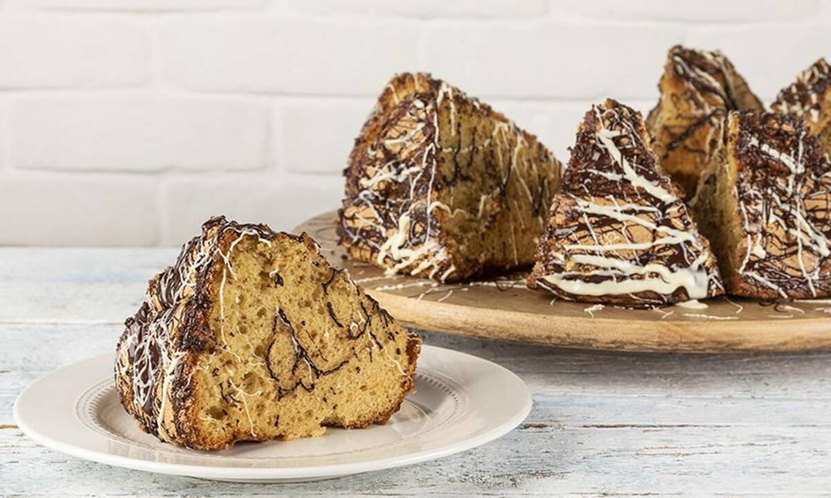 Κολατσιό για τα παιδιά: Πεντανόστιμο σιφόν κέικ