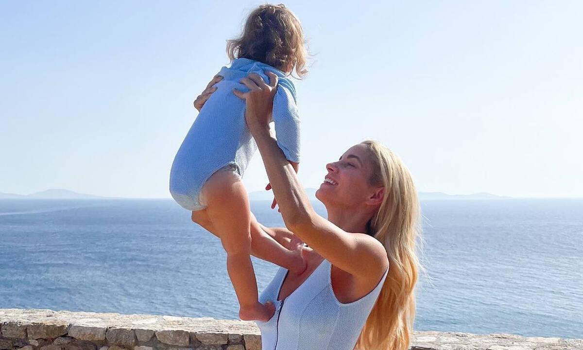 Δούκισσα Νομικού: Η κόρη της είχε γενέθλια και δημοσίευσε υπέροχες φώτο