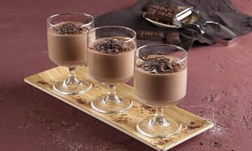 Μους σοκολάτας γάλακτος - Λαχταριστό γλυκό σε 30 λεπτά