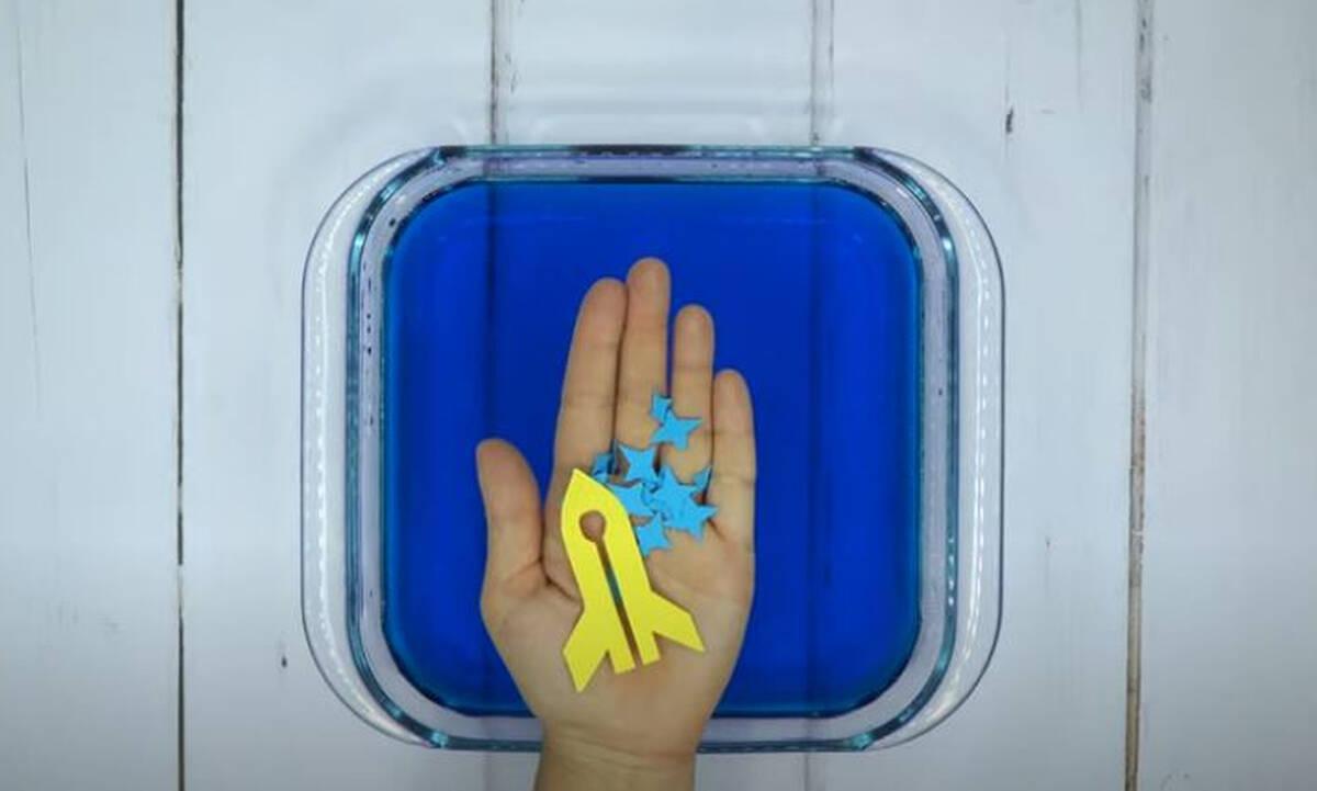Απογευματινές δραστηριότητες για παιδιά: 5 εντυπωσιακά πειράματα με νερό
