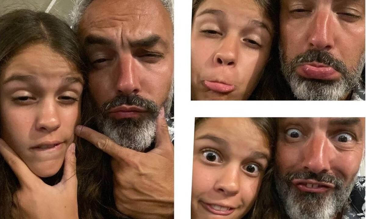 Η Έλενα βλέπει τον μπαμπά, οι φίλες της τον… Βασάλο!