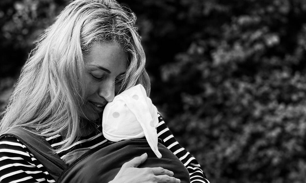Μαρία Ηλιάκη: Η throwback φωτογραφία από την εγκυμοσύνη και το μήνυμά της
