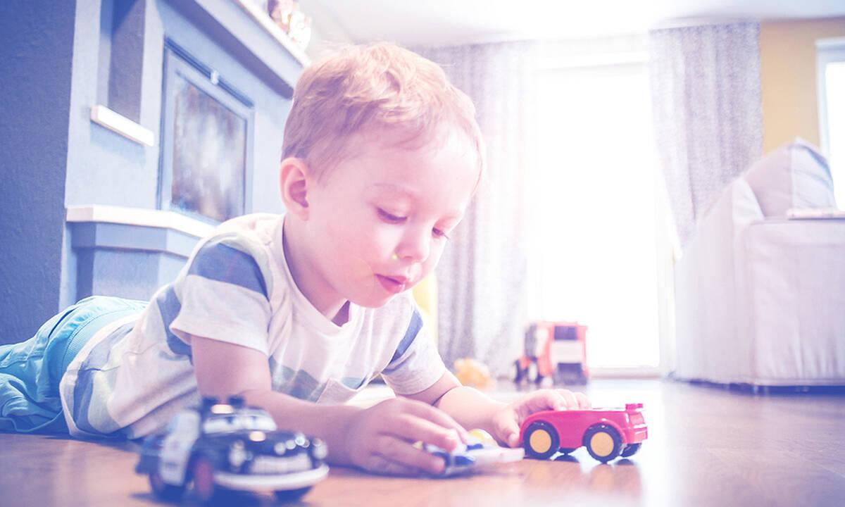 Παιχνίδια για 2 ετών αγόρι