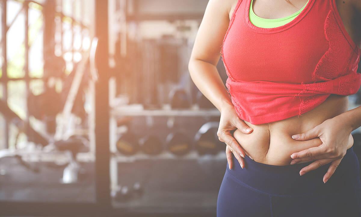 5 λόγοι που η κοιλιά σας φαίνεται μεγαλύτερη απ΄ότι είναι στην πραγματικότητα
