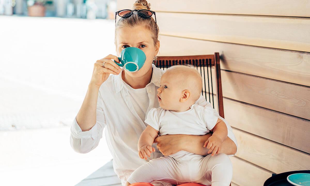 Γιατί οι μαμάδες λατρεύουν τον καφέ;