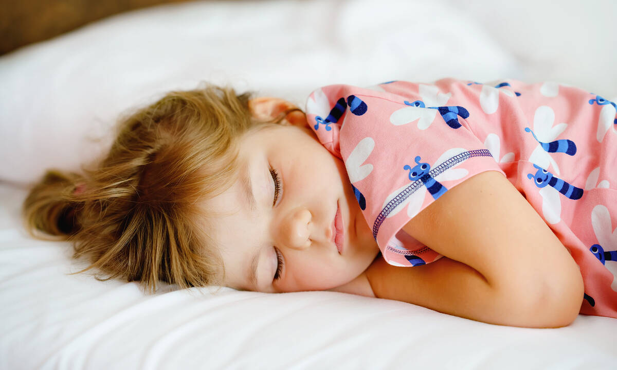 Ο ύπνος του παιδιού εν μέσω σχολικής χρονιάς - Συμβουλές για γονείς