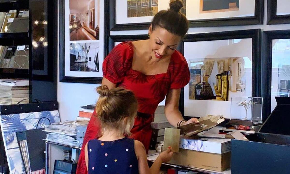 Σίσσυ Φειδά: Το στιλ της κόρης της είναι μοναδικό - Δείτε τη νέα φώτο