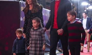 Η λέξη που απαγορεύεται να πει η νταντά των παιδιών της Kate και του William