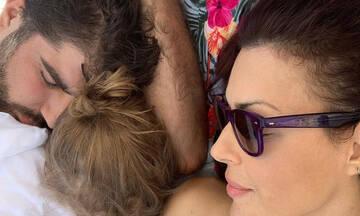 Σίσσυ Φειδά: Έχει επέτειο γάμου και δημοσίευσε φώτο με τον σύζυγό της