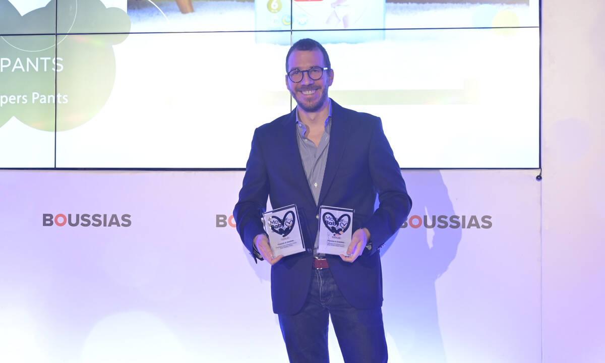 Τριπλή Χρυσή διάκριση για τα Pampers στα Mother & Baby Awards 2021