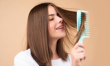 Ομορφιά για μαμάδες: Απλά tips για να ενυδατώσετε τις άκρες των μαλλιών σας