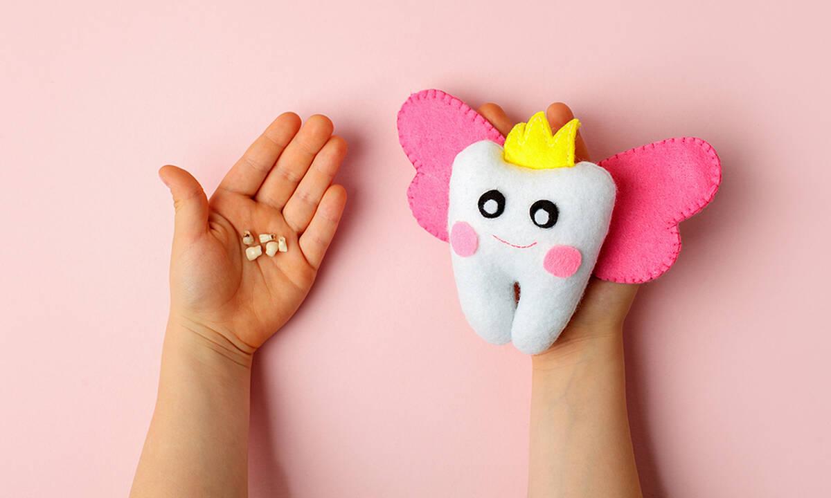 Πώς θα κάνετε αξέχαστη στα παιδιά σας την επίσκεψη της Νεράιδας των Δοντιών