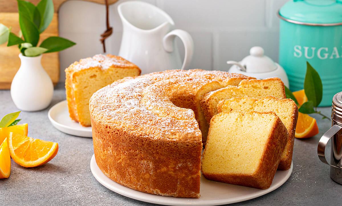 Η συνταγή για κέικ πορτοκάλι που έχει γινει viral στο YouTube (vid)