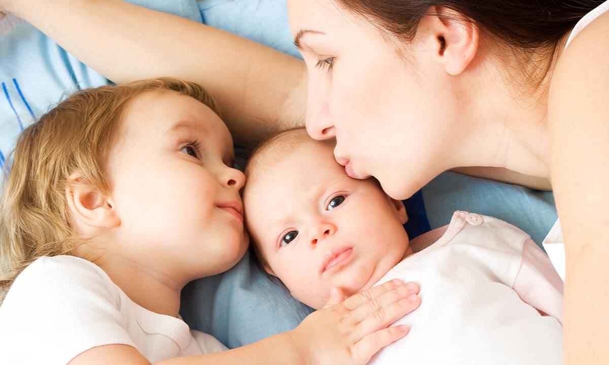 Τρία πράγματα που με εξέπληξαν όταν έγινα μητέρα δύο παιδιών