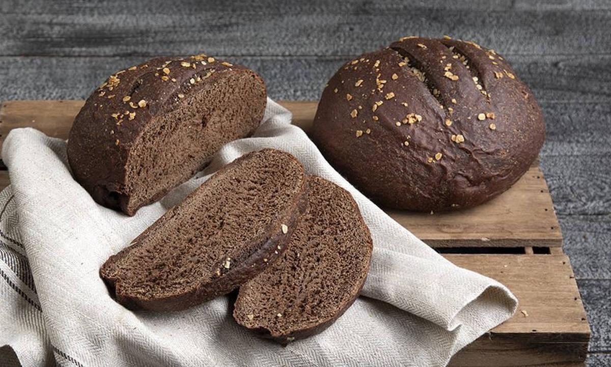 Σπιτικό ψωμί με μελάσα - Πώς θα το φτιάξετε