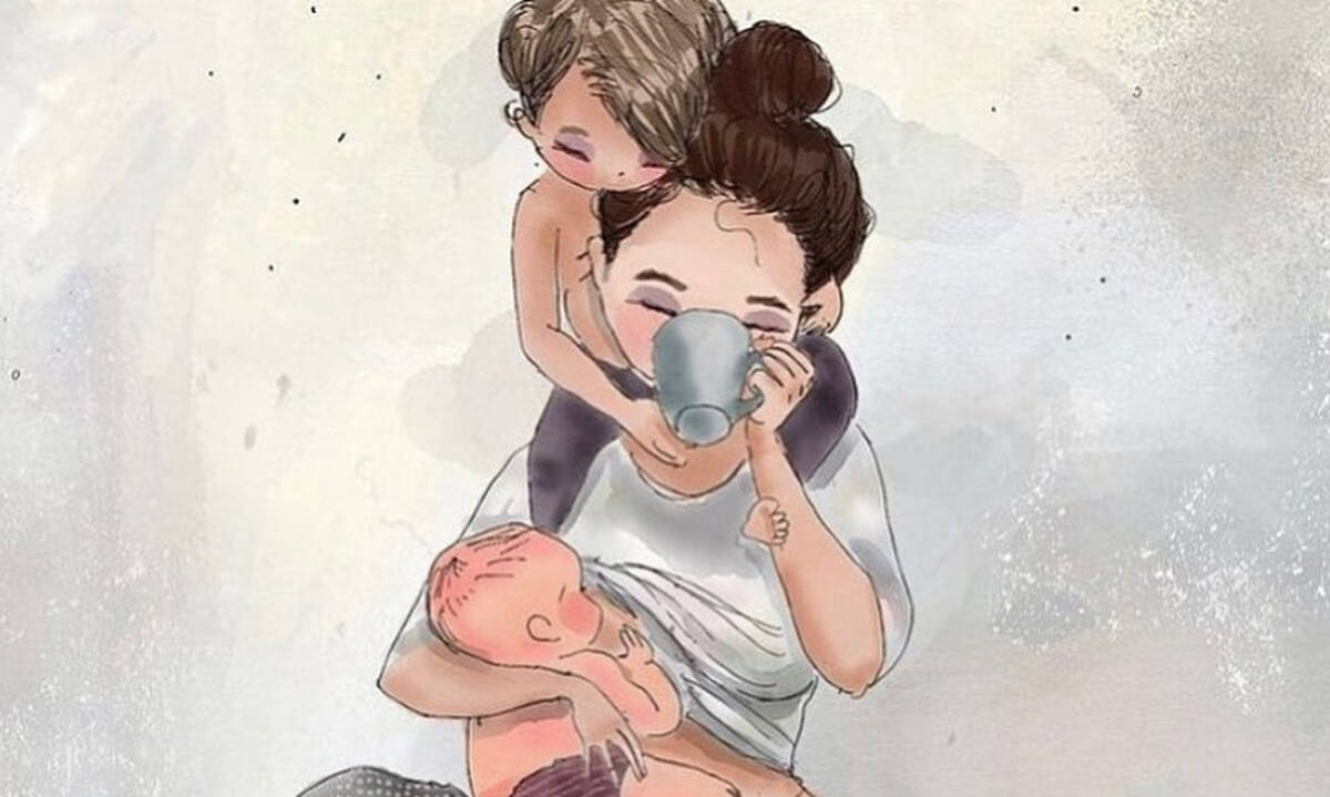 Τι είναι μητρότητα; Κούραση και ολοκλήρωση μαζί