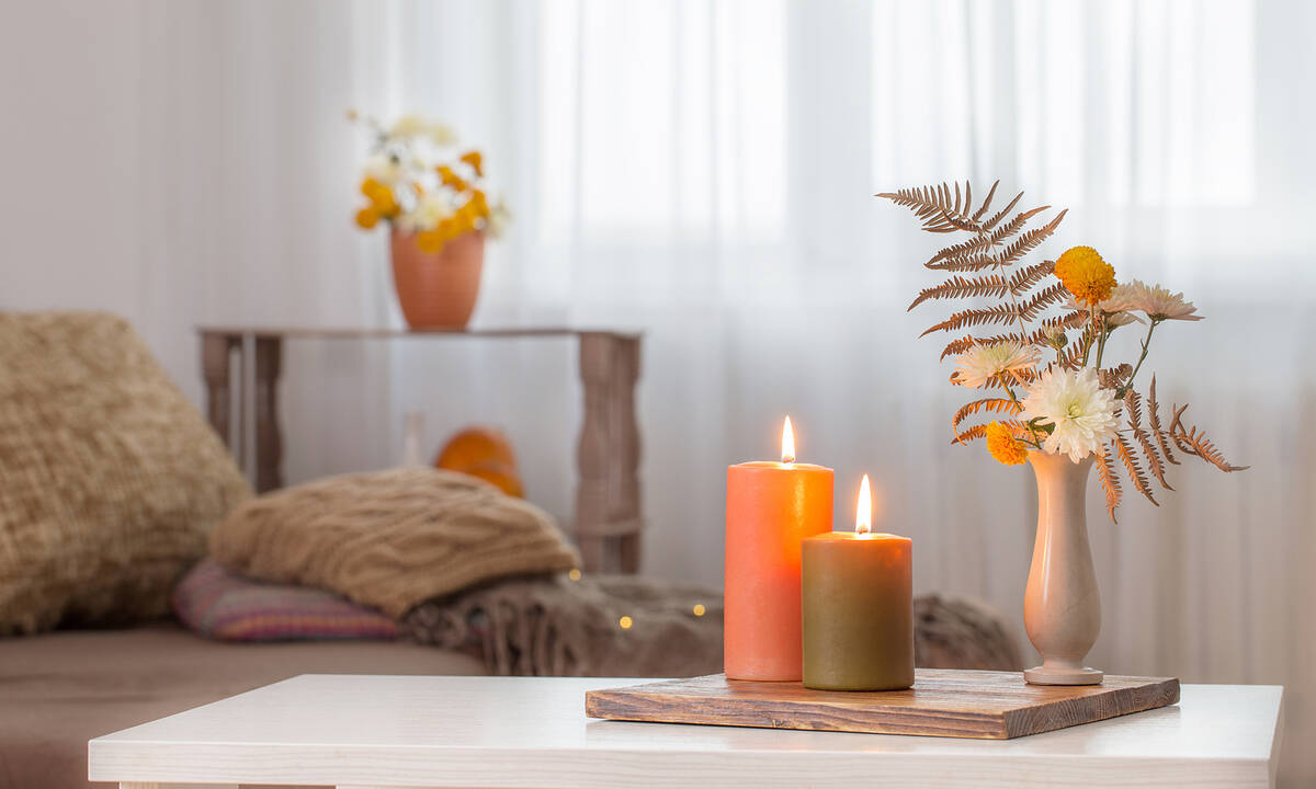 Tips για μαμάδες: Ιδέες για τη φθινοπωρινή διακόσμηση του σπιτιού