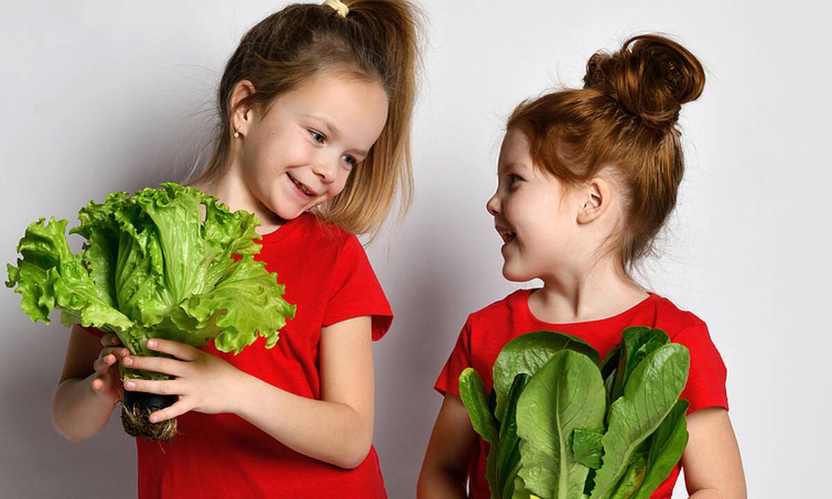 Σωστή διατροφή στην παιδική ηλικία -  5 λόγοι που την κάνουν σημαντική