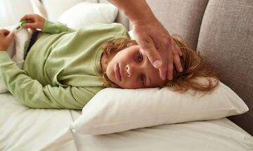 Επτά συμπτώματα στην υγεία του παιδιού που δεν πρέπει να αγνοήσετε