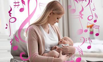 Λόγοι που πρέπει να τραγουδάς πιο συχνά στο παιδί σου