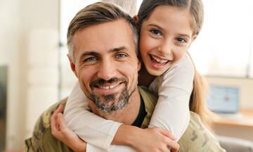 Ο σπουδαίος ρόλος του πατέρα στη ζωή ενός κοριτσιού