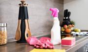 Tips για μαμάδες: Φυσικό απορρυπαντικό για τις λείες επιφάνειες της κουζίνας