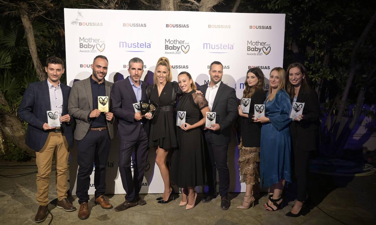 Mustela®: Απέσπασε 12 βραβεία στα «Mother & Baby Awards 2021»