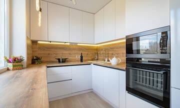 Έξυπνες ιδέες για μικρές και λειτουργικές κουζίνες