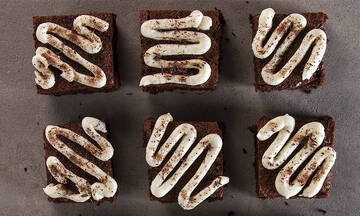 Λαχταριστά brownies με φουντούκι χωρίς γλουτένη
