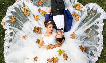 Παντρεύεσαι το φθινόπωρο; 10 σκηνικά που θα απογειώσουν τον γάμο σου