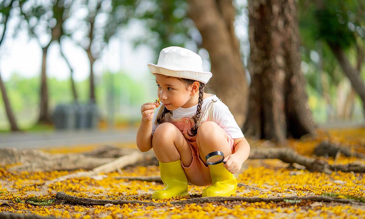 Περιέργεια παιδιών: Έξι τρόποι να την ενισχύσετε