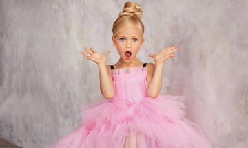 Viola - Το κορίτσι που κάνει καριέρα στο modeling - Μοναδικές φωτογραφίες
