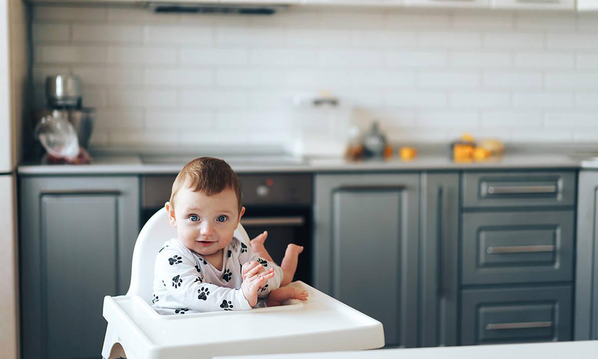 Baby led Weaning - Δημιουργώντας ένα ασφαλές περιβάλλον για να φάει το μωρό