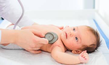 Βρογχιολίτιδα στα βρέφη: Αίτια, συμπτώματα και θεραπεία