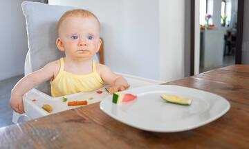 Baby led Weaning: Τα υπέρ και τα κατά αυτής της μεθόδου