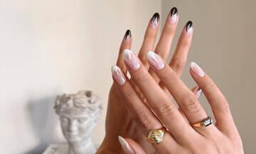 Black & white nails: Ο απόλυτος συνδυασμός χρωμάτων για το μανικιούρ σου
